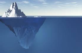 Icebergs et icebergs