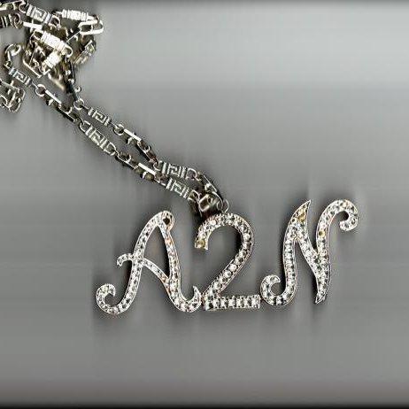 """A2N """"logo""""  T2"""