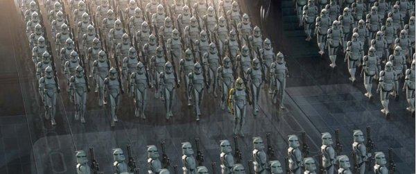 Film / L 'attaque des clones