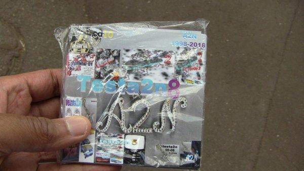 Sticker Ts8 sont là