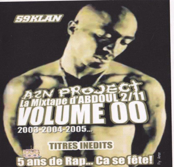 2003 a2nproject vol 00:  la pochette