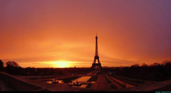 - merveilleux lever de soleil - photos internet