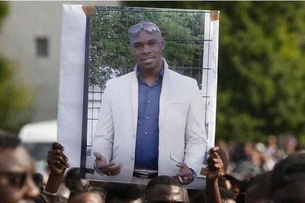 Adama Traoré R.I.P la marche pour les 3 ans /