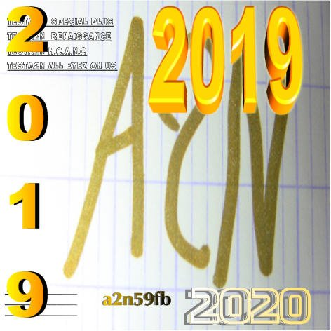 090919 image/stickers   A2N 2019 ( 2020)