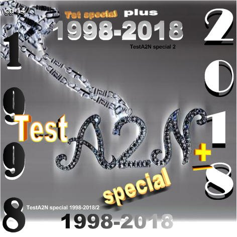 TestA2N Special Plus /fevrier 2020