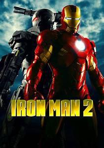 Devant Iron man 2