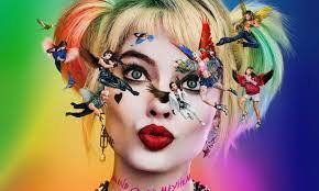 Harley Quinn birds of prey /fevrier 2020