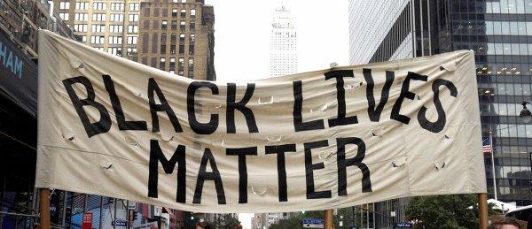 Black lives matter 2020/blancs ,non noirs