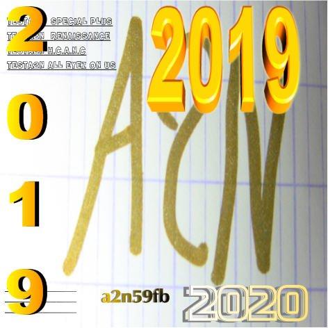A2N rappeur depuis 1998, le vrai  , les autres sont des clones ratés mdr