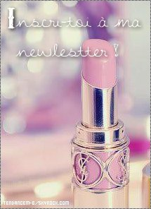 Newlestter.♥
