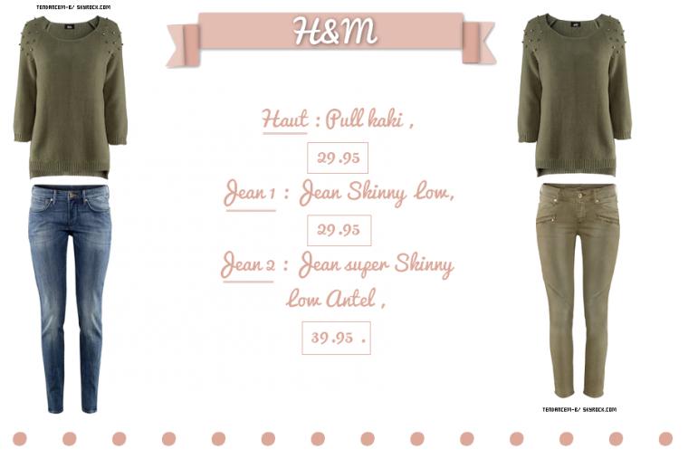 ♥ Tenue H&M, mes achats les plus récents ! ♥