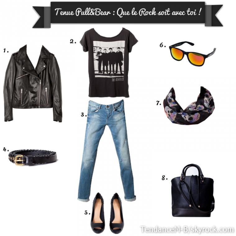 ► Tenue Pull&Bear