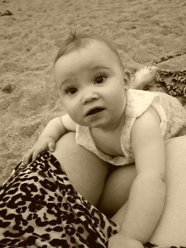 Ma bébé d'amour
