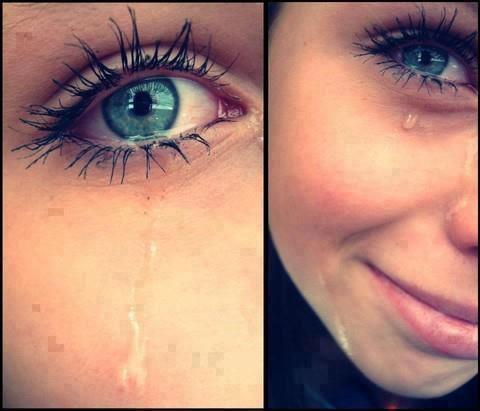 Pendant que je me noie dans mes larmes, tu te noies dans le bonheur.