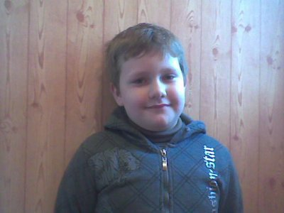 Mon petit frère Eddy <3