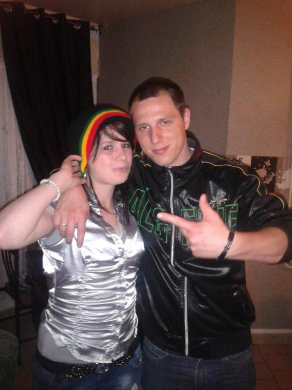 Mon frère Johan et moi <3