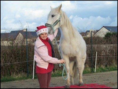 Joyeux Noël ! Myrtille & Nolwenn ♥