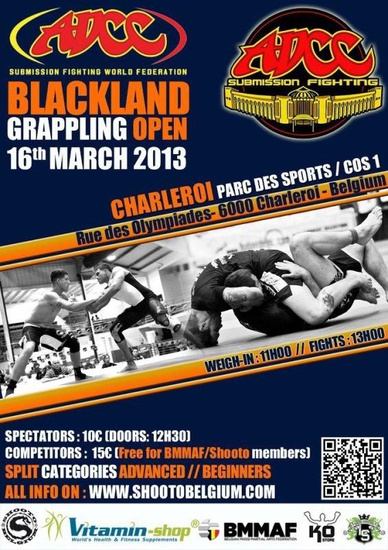 ma première competition le 16 mars....