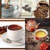..Qui  veux  un   café  ou  un  chocolat,  ou  un  thé....