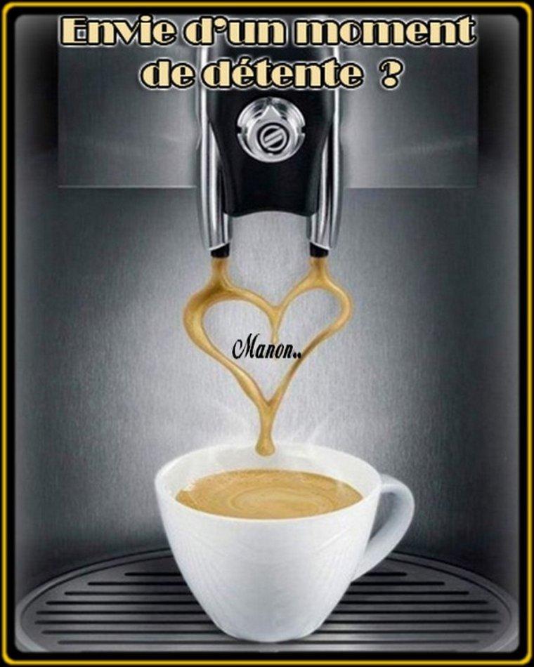 ..Qui  veux  un   bon   café  ...