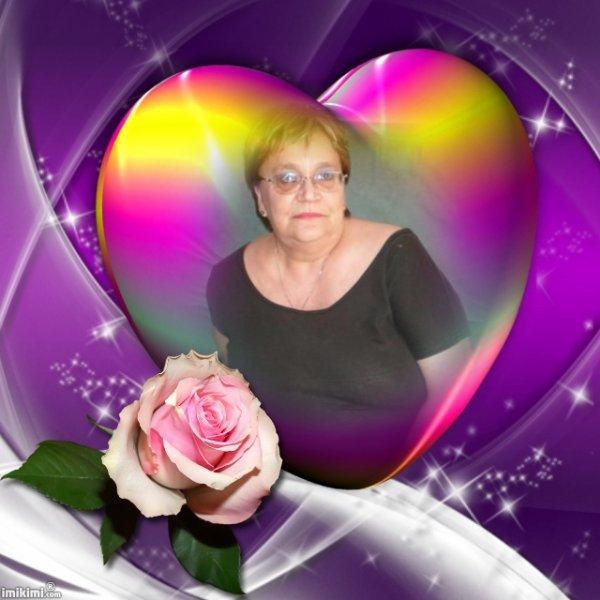 ..kado de mon amie  Gegemaya 80.....Merci