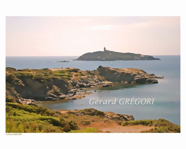 33 provence-île des embiez-le rouveau-Gérard GRÉGORI