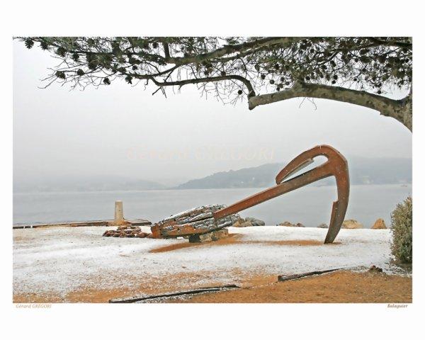 35 provence-la seyne-sur-mer-ancre-neige-Gérard GRÉGORI