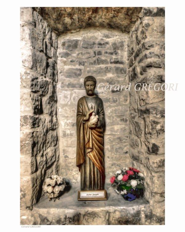 117 provence-le beausset-vieux-saint joseph-Gérard GRÉGORI