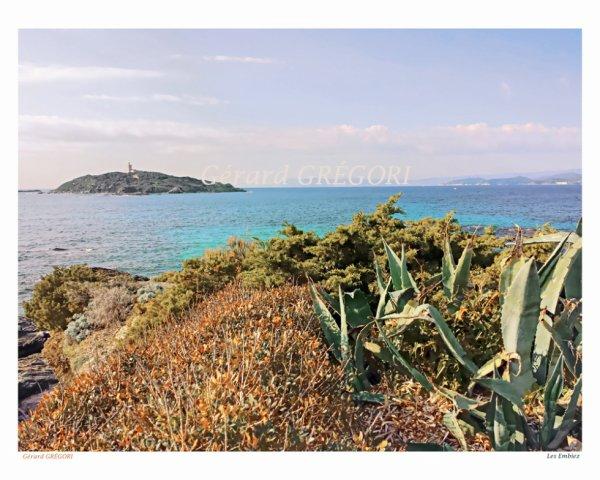 158 provence-île des embiez-le rouveau-Gérard GRÉGORI