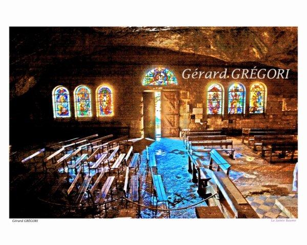 169 provence-la sainte-baume-grotte marie madeleine-Gérard GRÉGORI