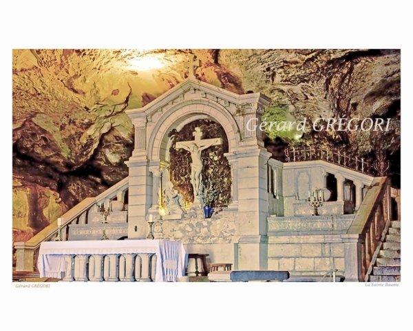 170 provence-la sainte-baume-grotte marie madeleine-Gérard GRÉGORI