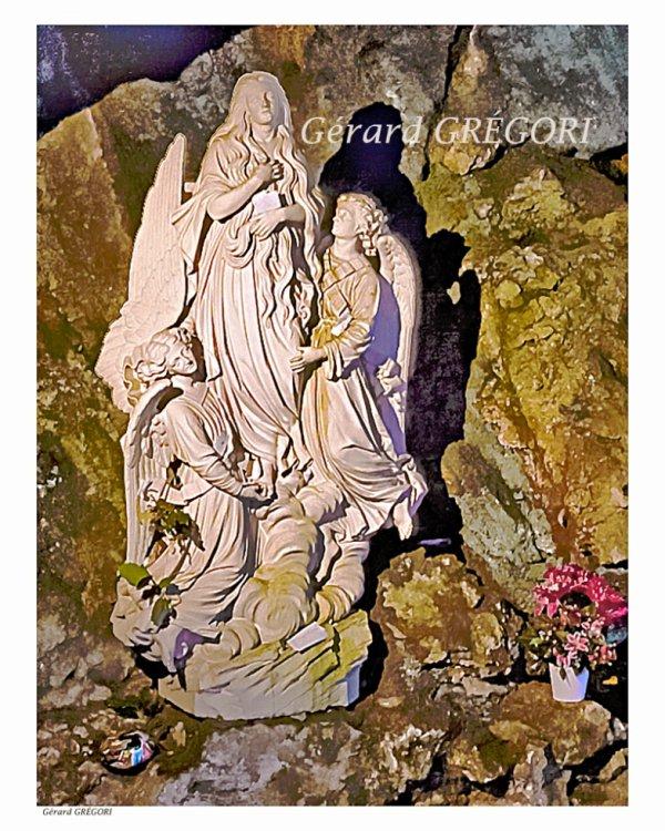 174 provence-la sainte-baume-grotte marie madeleine-Gérard GRÉGORI