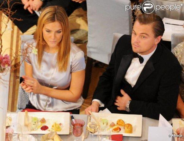 Leonardo DiCaprio et Moi (Festival de Berlin le 2 Mars )