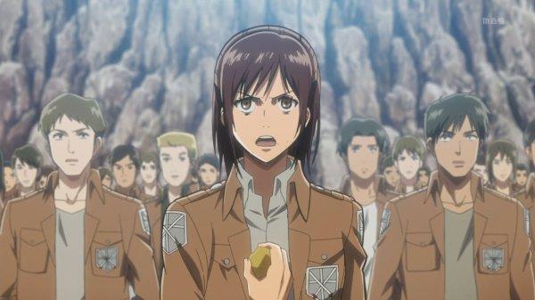 Anime favorito: Shingeki no Kyojin