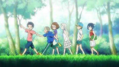 Novo anime: Ano Hana