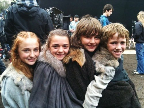 Game Of Thrones - Behind The Scenes