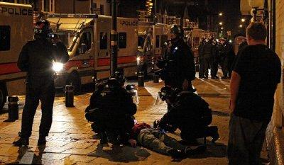Londres : des gangs par centaines