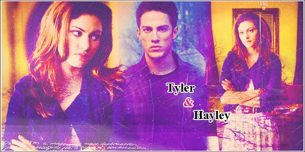 Tyler & Hayley :