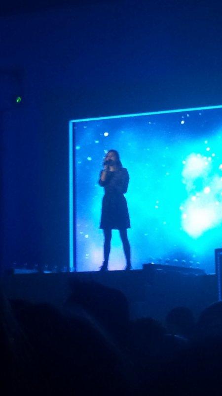 Louane Live 2015-2016 (sera sans doute modifié par la suite)