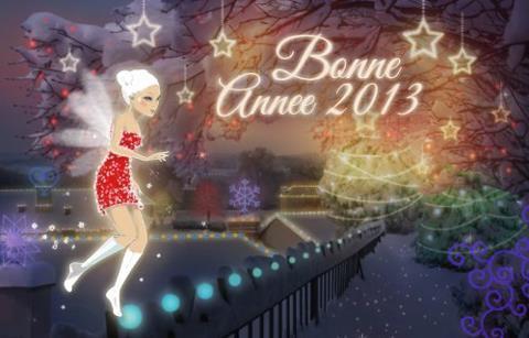 bonne année a tous!