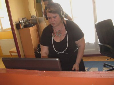 Mixe live de Miss DjTrionix a Nantes