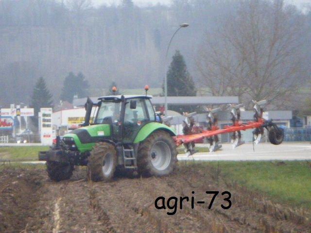 photo agricole dans le 73