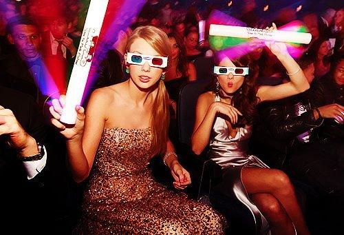 On fait la fete avec Taylor Swift !