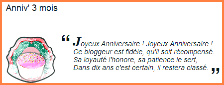 Article n°23: 3 mois.