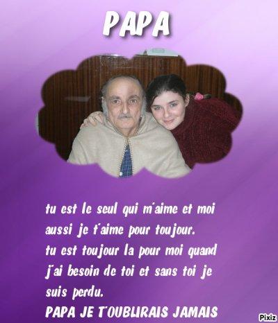 Un Petit Poème Pour Mon Papa Que Jaime énormément Blog De