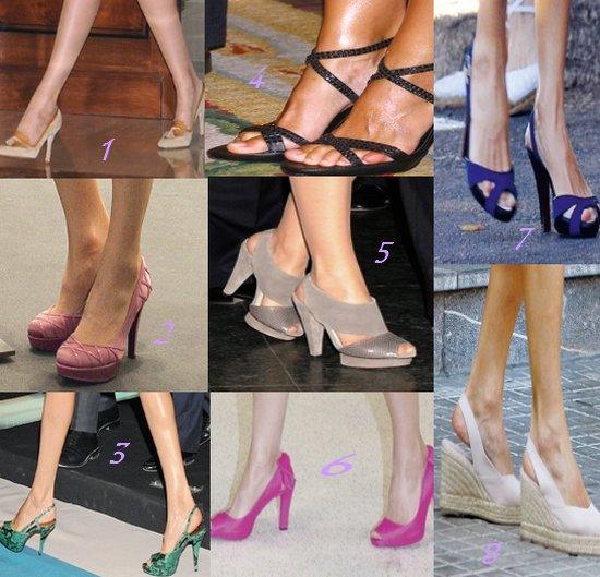 Letizia Les S a r Chaussures De Marques Doña Asturias 1lKJTFc