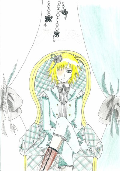 MON manga