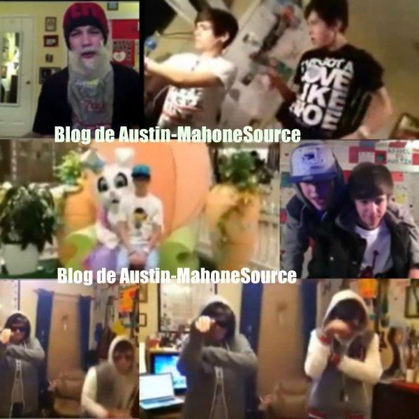 Funny Moment de Austin ♥