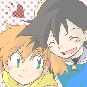 Couples dans Pokémon