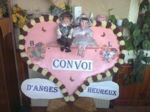 coeur pour la voiture balai mariage du 31 juillet 2010 - Voiture Balai Mariage